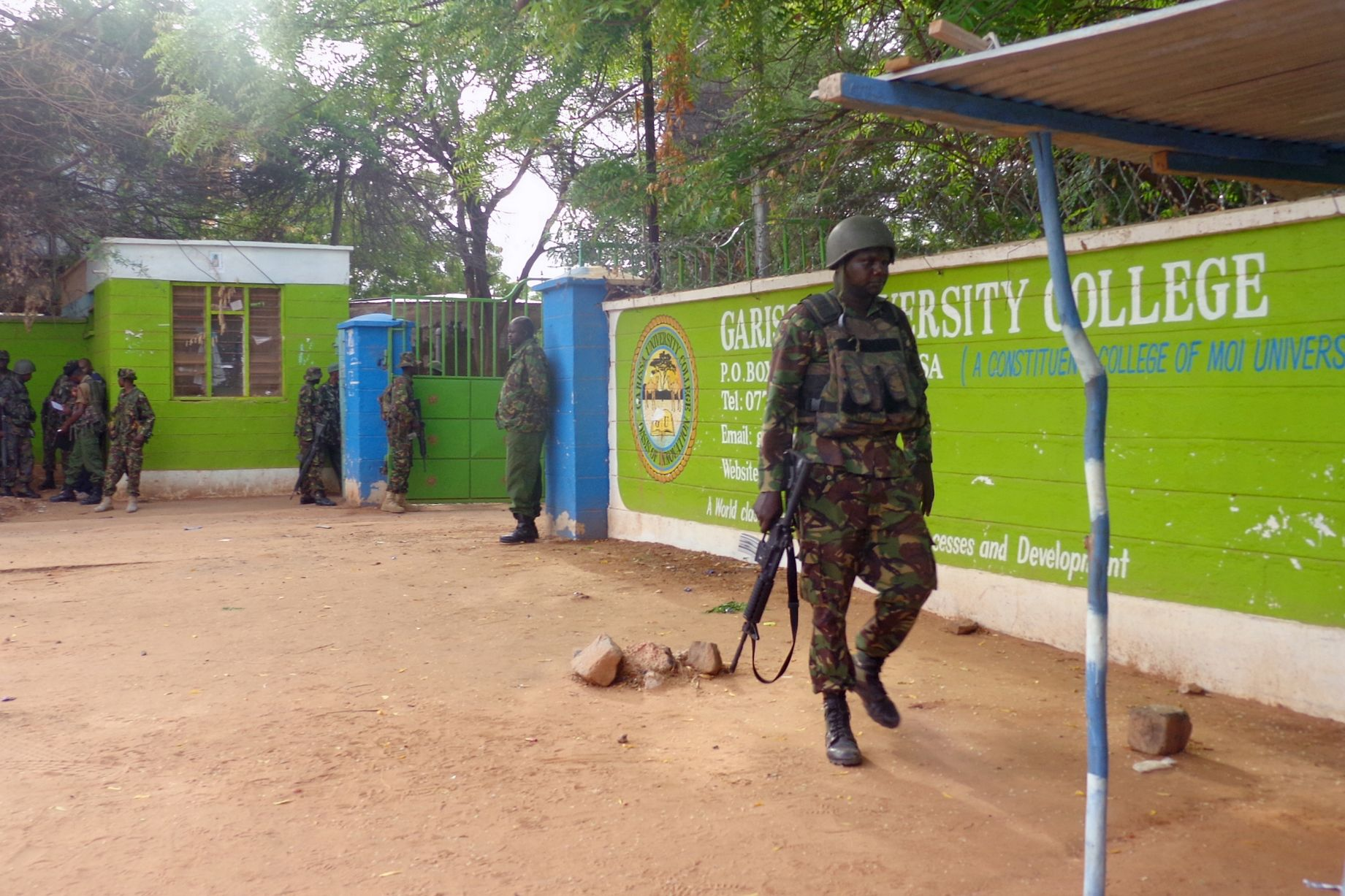 Image result for garissa university college attack