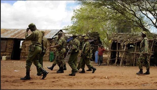 Image result for military operation kenya cgsu