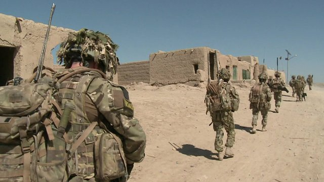Nato mulls sending thousands more troops to Afghanistan