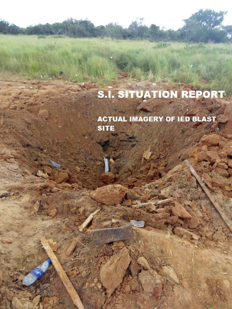 Al Shabaab Detonate IED In Kenya Targeting Army Patrol SI