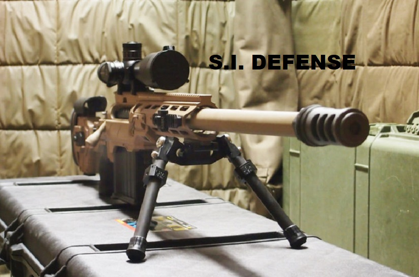 Canadian Sniper Rifle Maker Confirms Delivery of New LRT-3