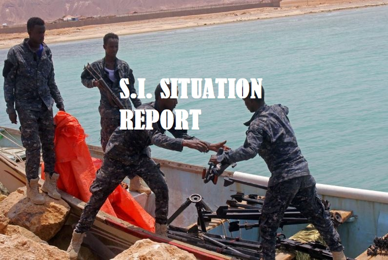 Puntland Maritime Forces Seize 8 Small Boats Loaded with